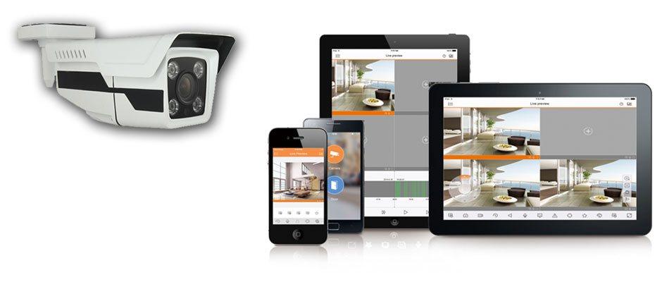 videosorveglianza da tablet ipad iphone android windows phone