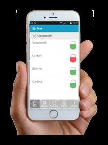 app offerta antifurto vidia