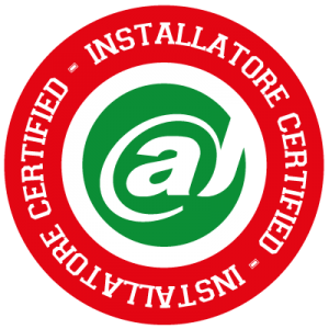 Logo Installatore Certificato Dahua