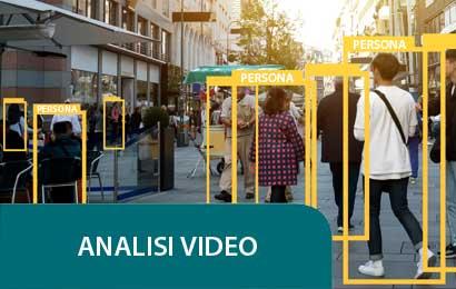 analisi video intelligente videosorveglianza