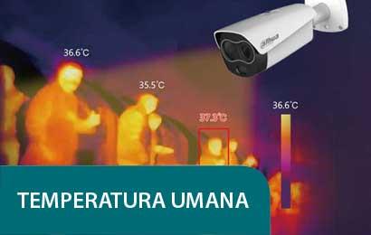 misura temperatura umana e analisi termica
