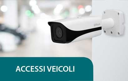 controllo accessi veicoli