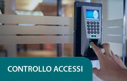 impianti controllo accessi roma