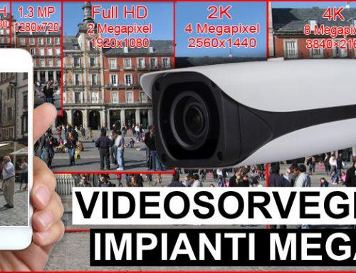Sistemi di Videosorveglianza Telecamere MegaPixel