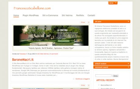 FrancescoScabellone.com