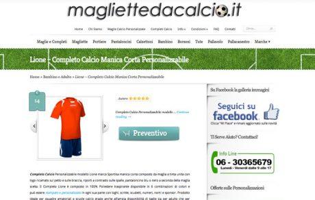 MagliettedaCalcio.it