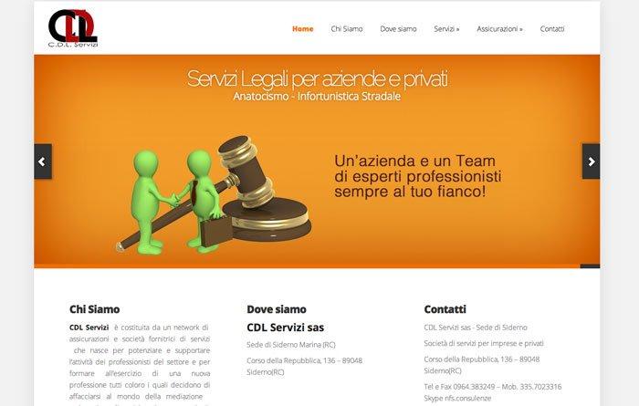 sito web cdl servizi sas