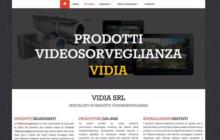 ecommerce wordpress Videosorveglianza chi siamo