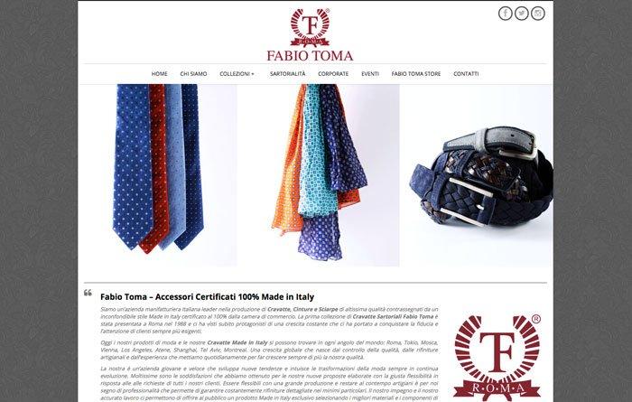 Fabiotoma.com - Home Page