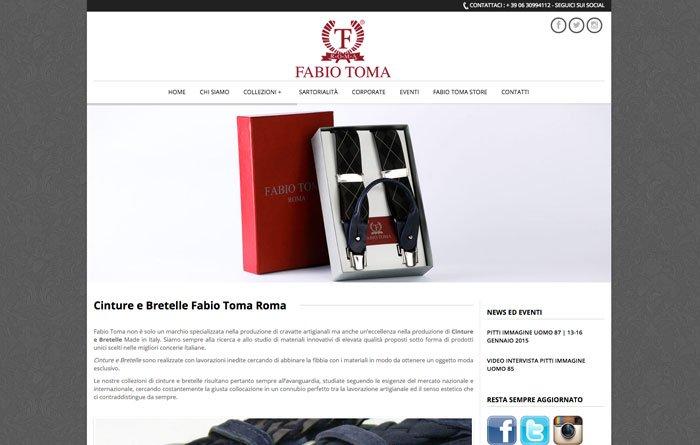 Fabiotoma.com - Cinture e Bretelle