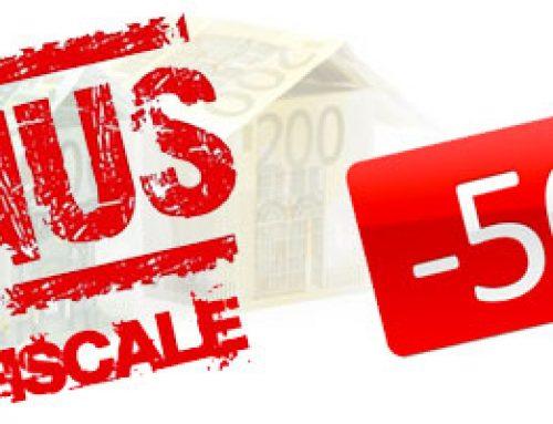 Bonus Fiscale 50% impianti sicurezza e videosorveglianza