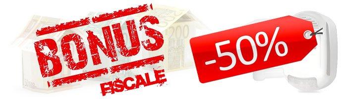 Bonus fiscale 2015 sicurezza videosorveglianza
