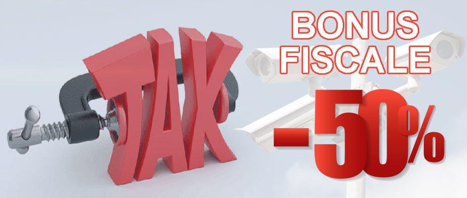 detrazione fiscale videosorveglianza antifurto