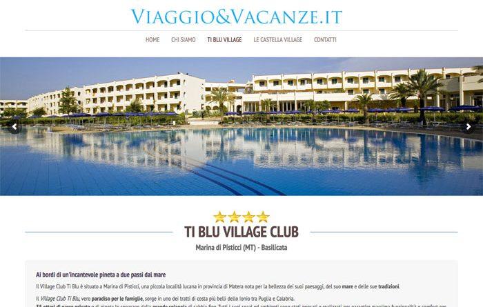 Viaggioevacanze banner Ti Blu Village Pagina interna