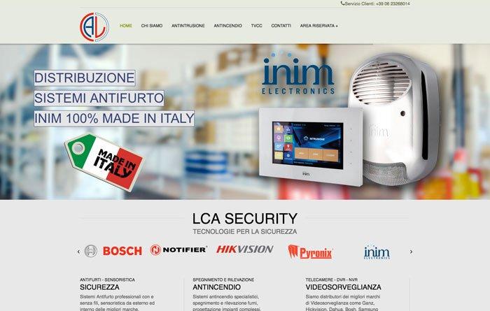 sito lca home sicurezza