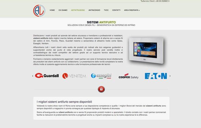 sito lca pagina antintrusione