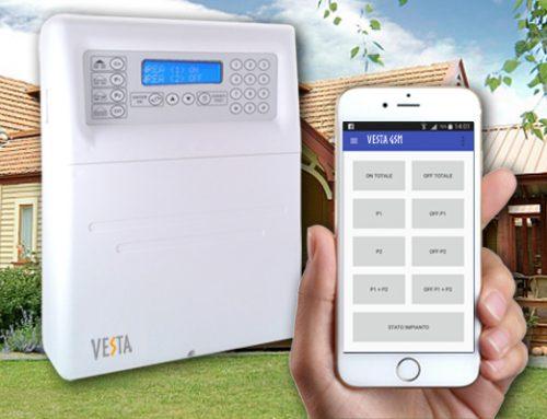Vesta GSM Antifurto Allarme Wireless 100 zone