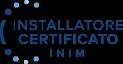 installatore certificato inim gold