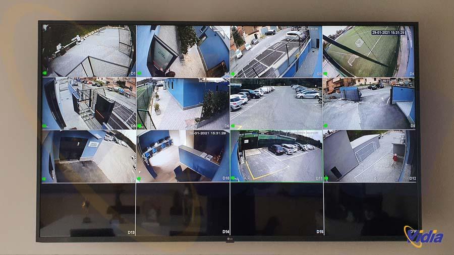 Monitor TVCC